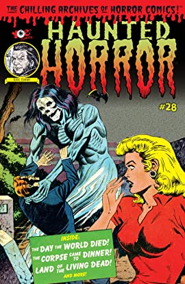 Haunted Horror #28