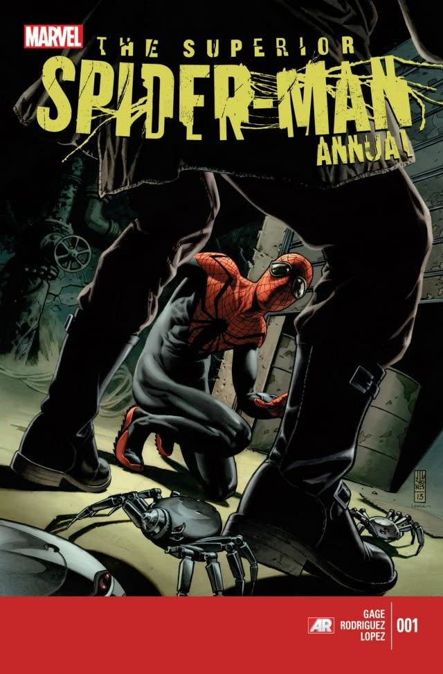 Superior Spider-Man Annual #1