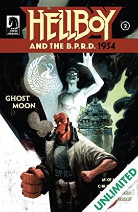 Hellboy and the B.P.R.D.: 1954 #5: Ghost Moon: Part 2