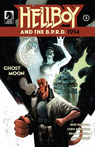 Hellboy and the B.P.R.D.: 1954 No.5: Ghost Moon: Part 2