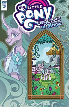 My Little Pony: Legends of Magic #3