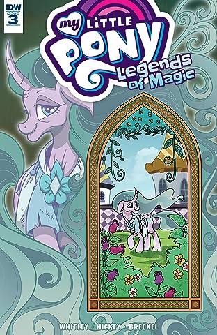 My Little Pony: Legends of Magic #3