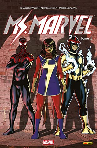 Ms. Marvel Vol. 5: Guerre Civile