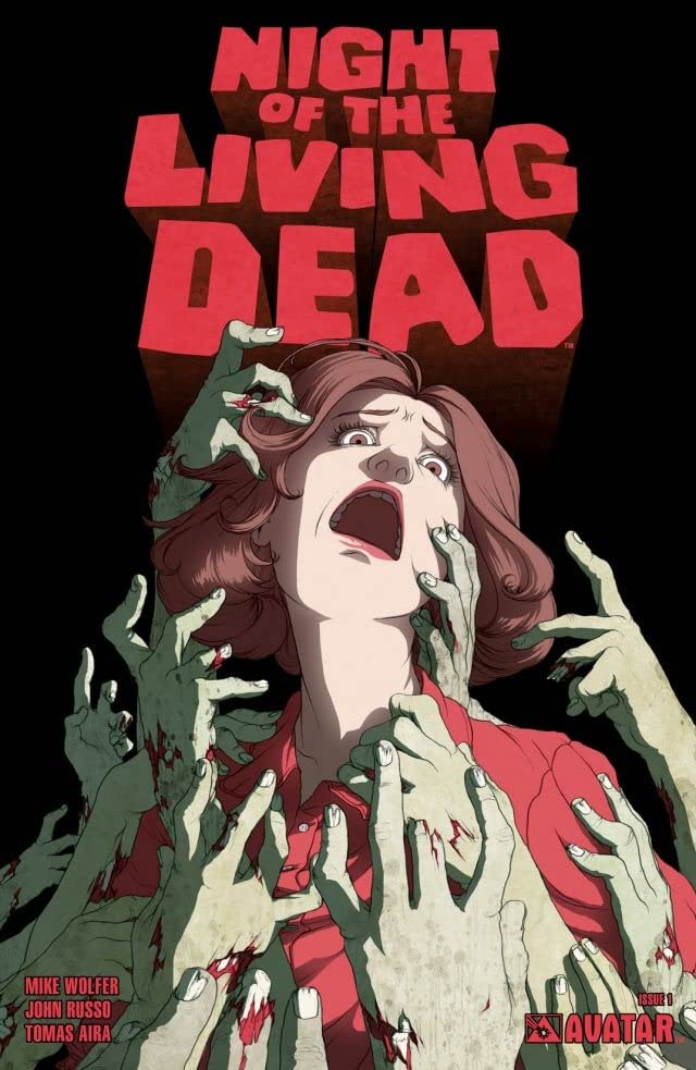 Night of the Living Dead #1 (of 5)