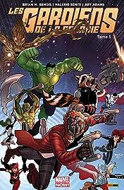 Les Gardiens de la Galaxie Vol. 5: Les Gardiens rencontrent les Avengers