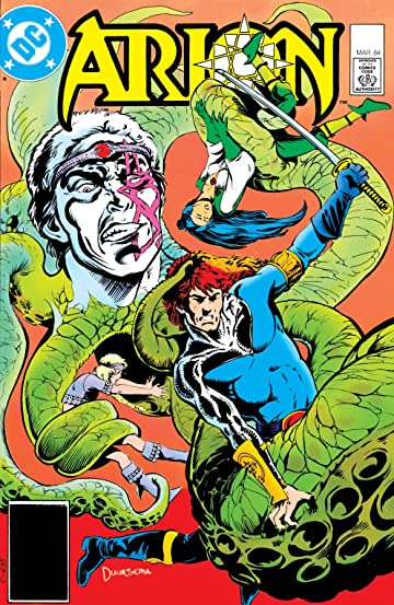 Arion, Lord of Atlantis (1982-1985) #17