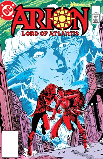 Arion, Lord of Atlantis (1982-1985) #18