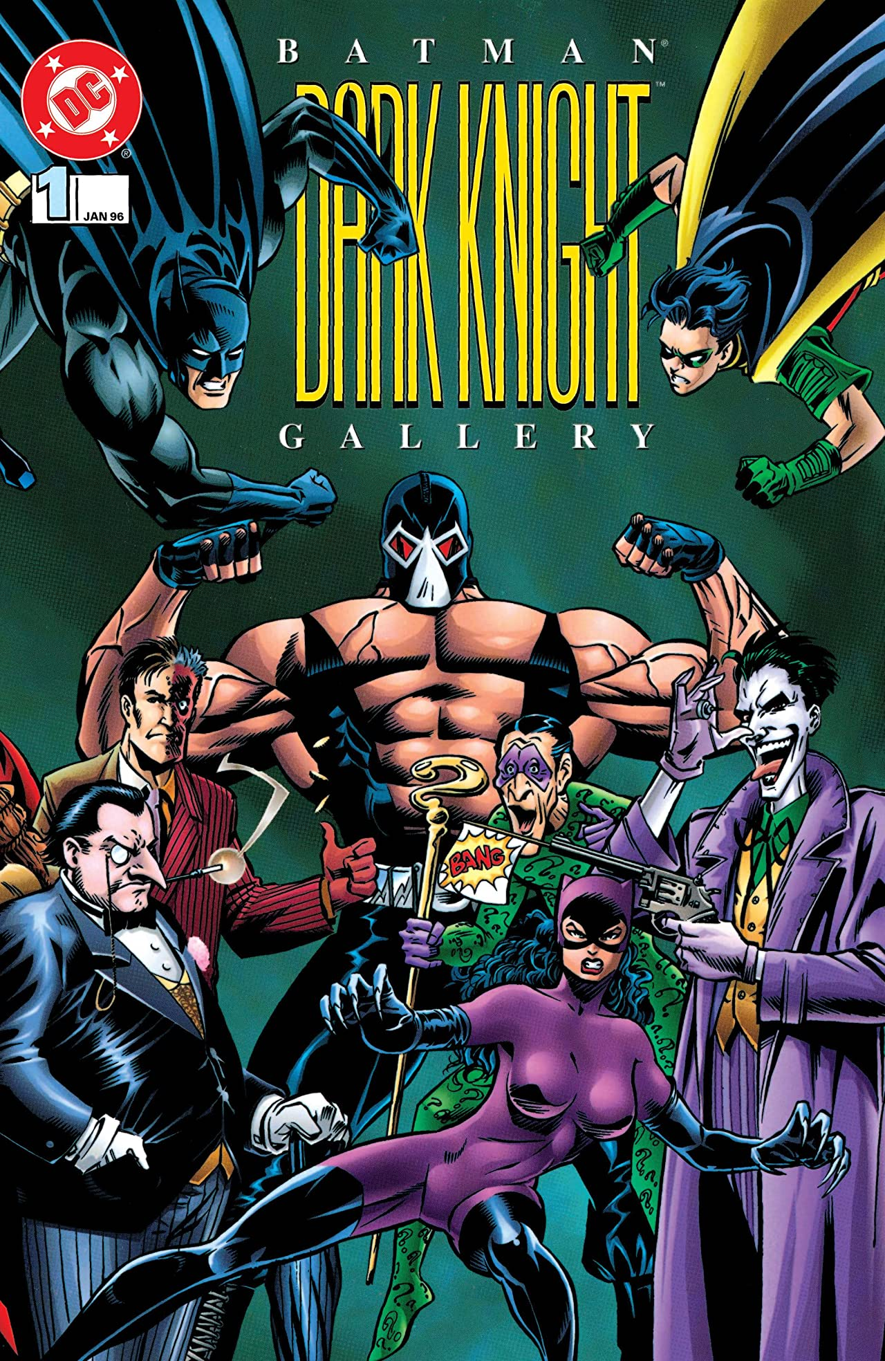 Batman: Dark Knight Gallery (1995) #1