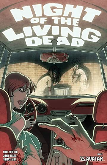 Night of the Living Dead #2 (of 5)