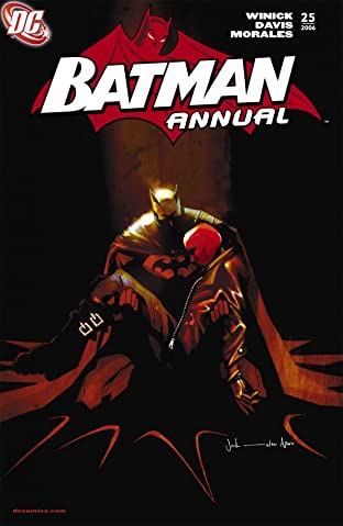 Batman (1940-2011): Annual #25