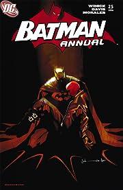 Batman (1940-2011) #25: Annual