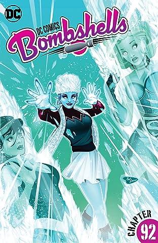 DC Comics: Bombshells (2015-) No.92