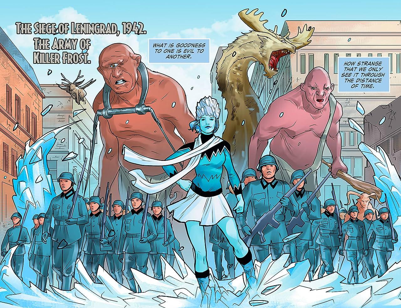 DC Comics: Bombshells (2015-2017) #92