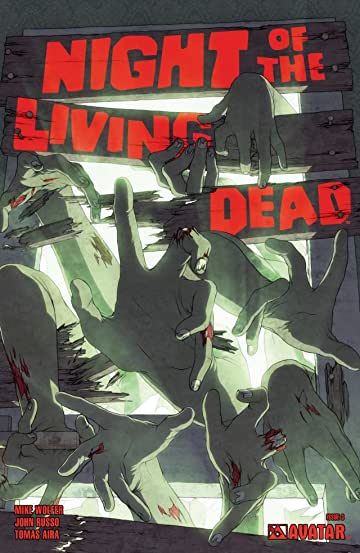 Night of the Living Dead #3 (of 5)