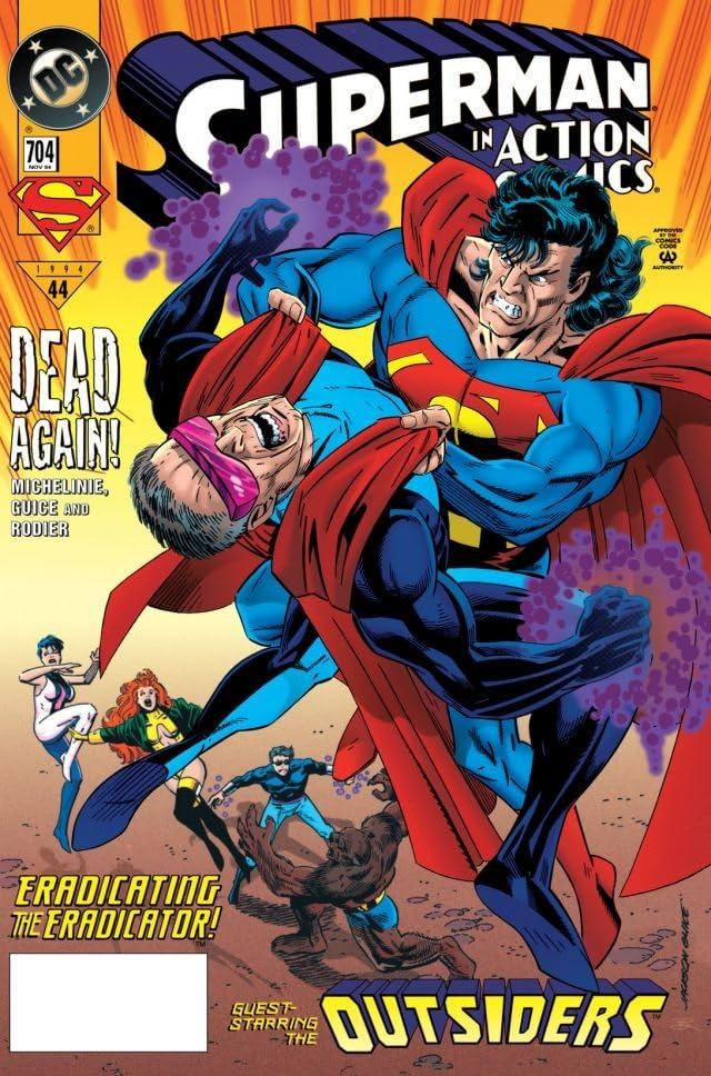 Action Comics (1938-2011) #704