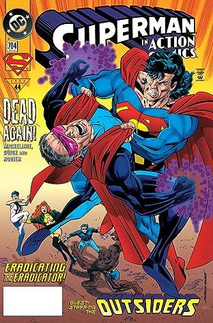 Action Comics (1938-2011) No.704