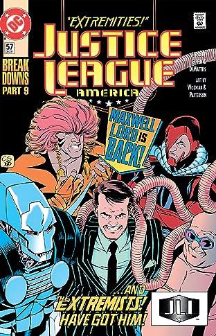 Justice League America (1987-1996) #57