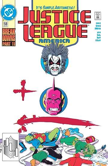 Justice League America (1987-1996) #58