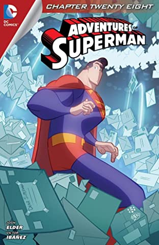 Adventures of Superman (2013-2014) #28
