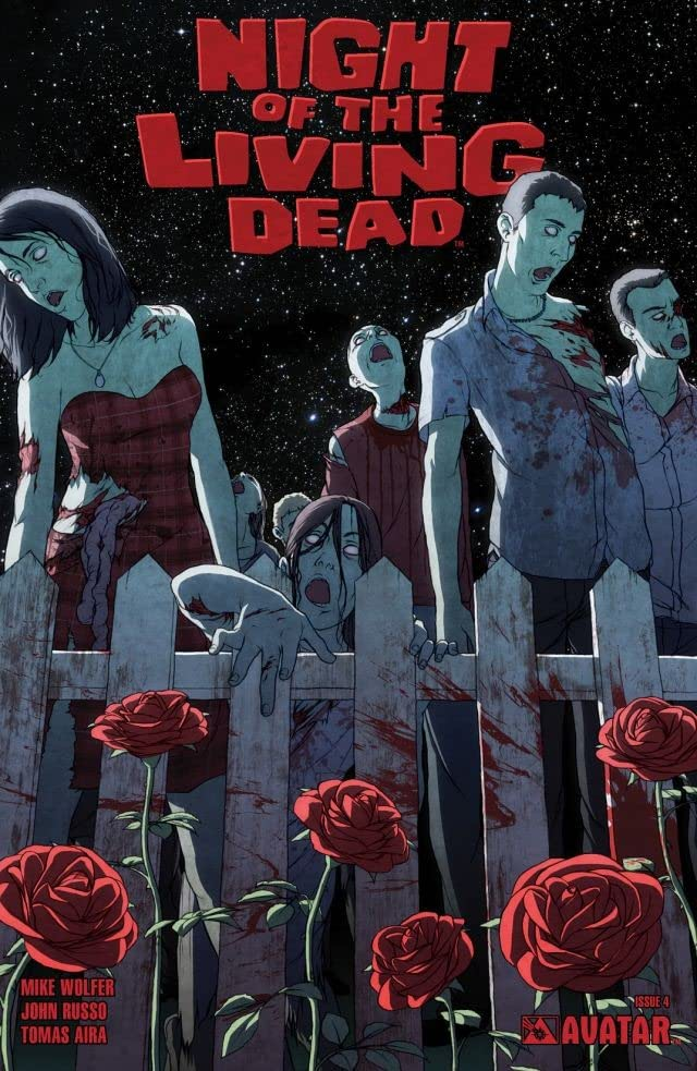 Night of the Living Dead #4 (of 5)