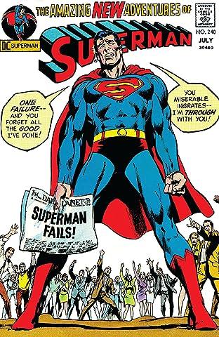 Superman (1939-2011) #240
