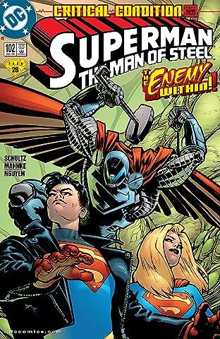 Superman: The Man of Steel (1991-2003) #102