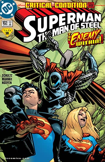 Superman: The Man of Steel (1991-2003) #102