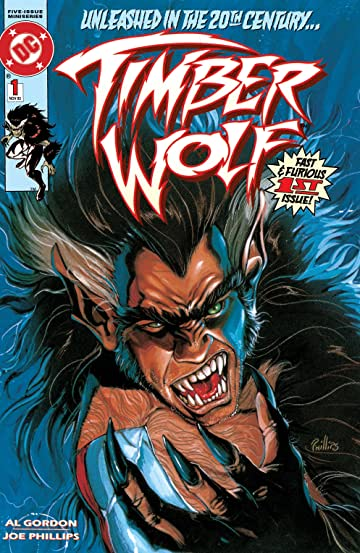 Timber Wolf (1992-1993) #1