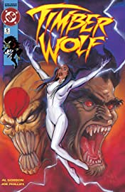 Timber Wolf (1992-1993) #5