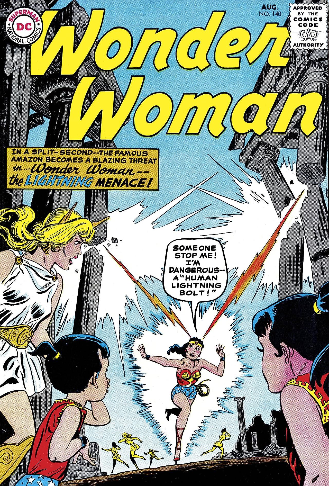 Wonder Woman (1942-1986) #140