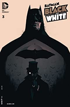 Batman Black & White (2013-2014) #3 (of 6)