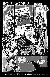 Batman Black & White (2013-2014) #3 (of 6)