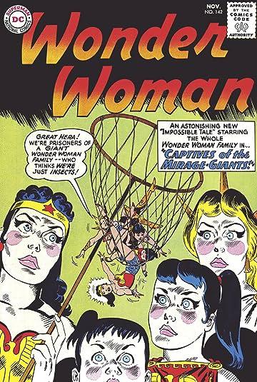 Wonder Woman (1942-1986) #142