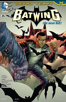 Batwing (2011-2014) #25