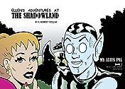 Ellen's Adventures at The Shadowland Vol. 2: My Alien Pal