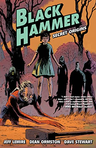 Black Hammer Tome 1: Secret Origins