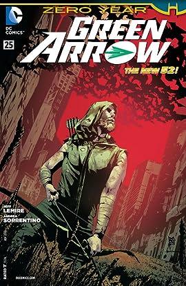 Green Arrow (2011-2016) No.25