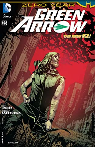 Green Arrow (2011-2016) #25