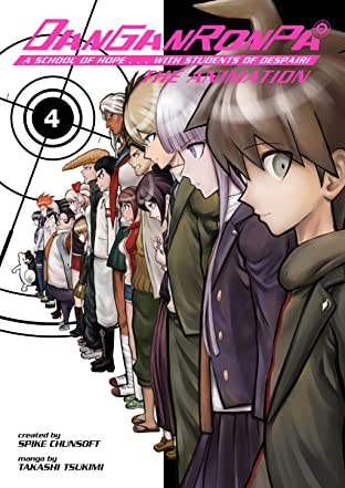 Danganronpa: The Animation Tome 4