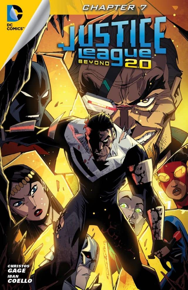 Justice League Beyond 2.0 (2013-2014) #7