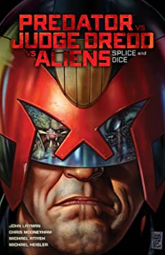 Predator Versus Judge Dredd Versus Aliens: Splice and Dice (2016)