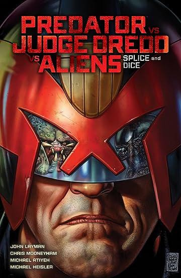 Predator Versus Judge Dredd Versus Aliens: Splice and Dice (2016)