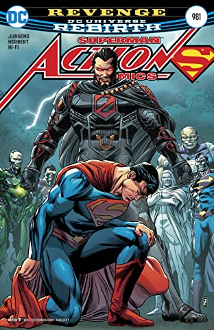 Action Comics (2016-) No.981