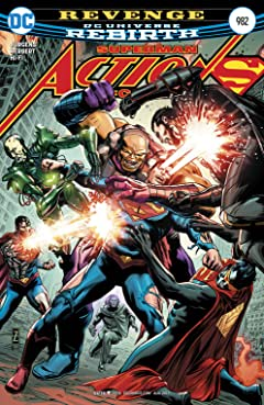 Action Comics (2016-) #982