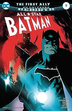 All-Star Batman (2016-2017) #11