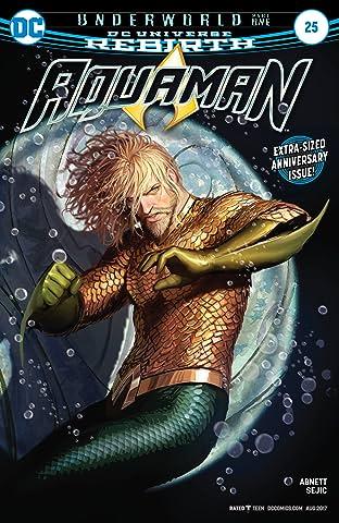 Aquaman (2016-) #25
