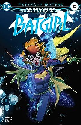 Batgirl (2016-) #12