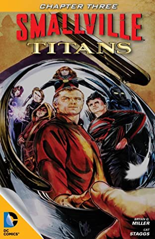 Smallville: Titans #3 (of 4)