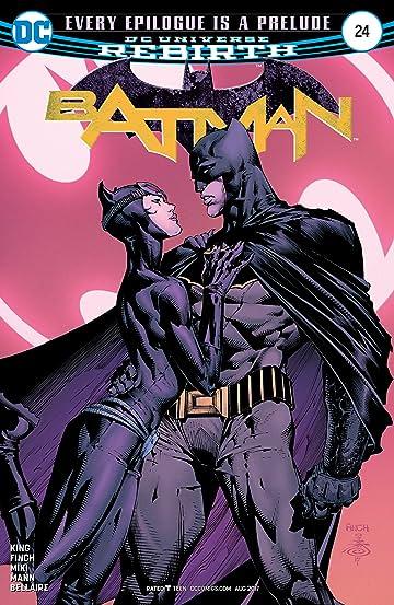 Batman (2016-) #24