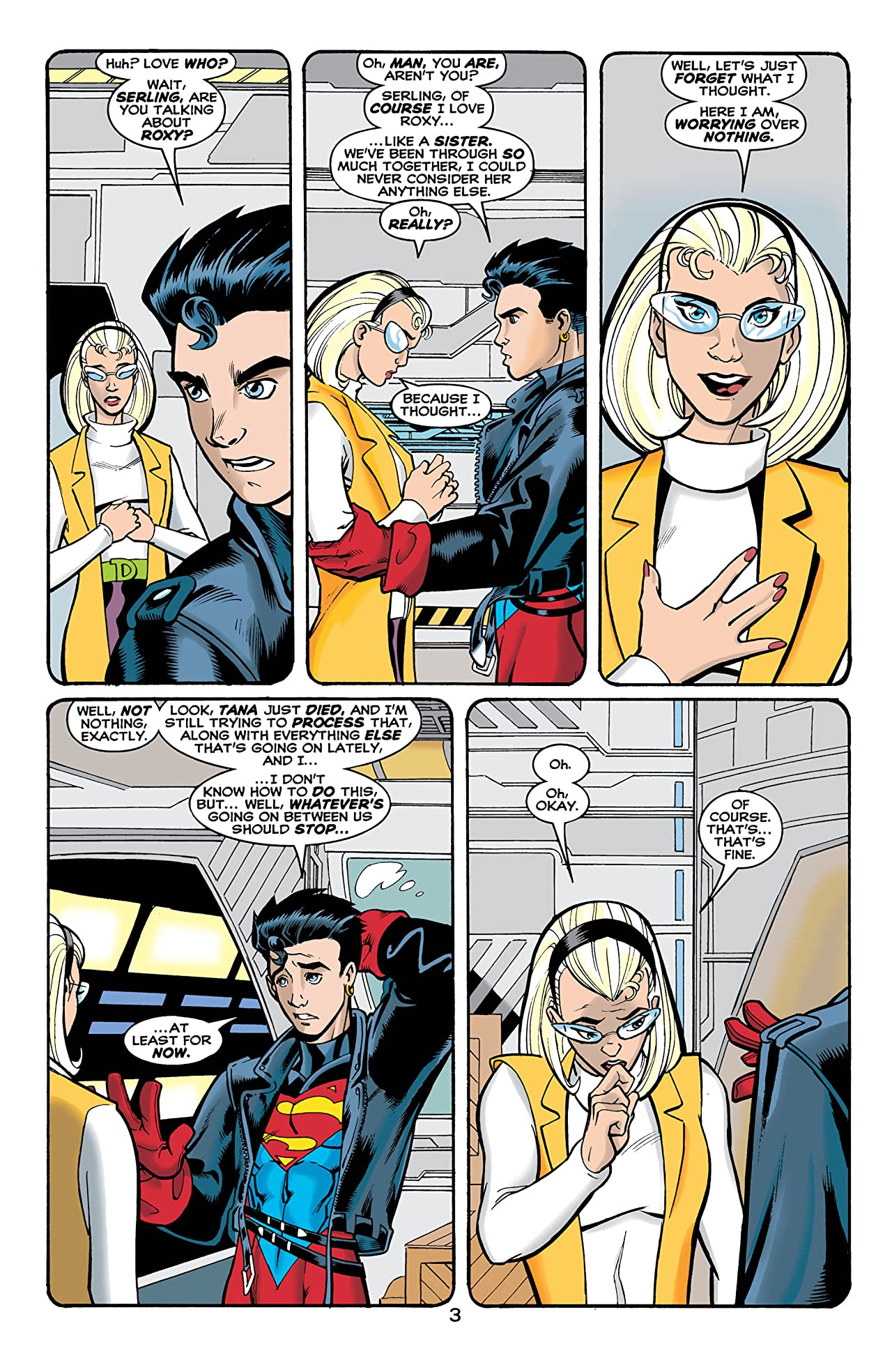 Superboy (1994-2002) #82